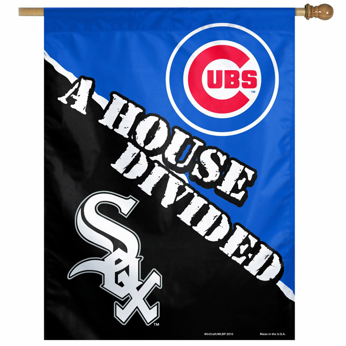 Chicago Cubs Garden Flag