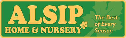 Alsip Home & Nursery Chicagoland & Northwest Indiana's premier garden center located in St. John, IN and Frankfort, IL